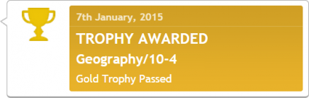 Trophy-passed